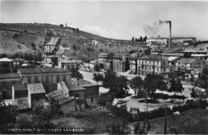 Piazza Garibaldi Loreto Aprutino