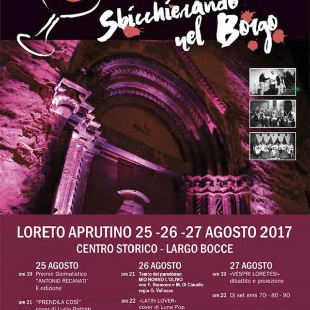 LORETO APRUTINO 25-26-27 Agosto 2017