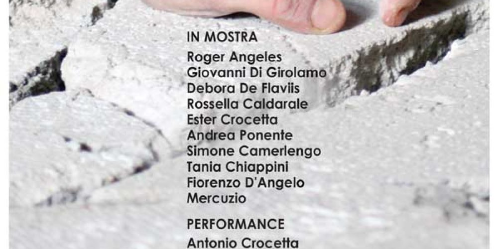 VIA LUNA N°5 Mostra d'arte contemporanea