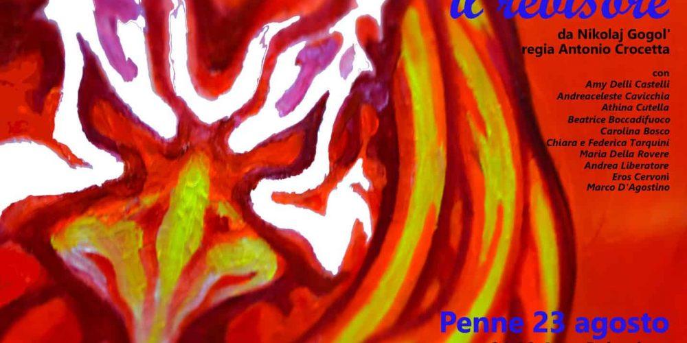 Il revisore – 23 agosto Penne