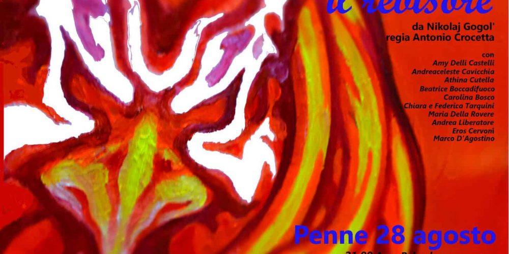 Il revisore – 28 agosto Penne