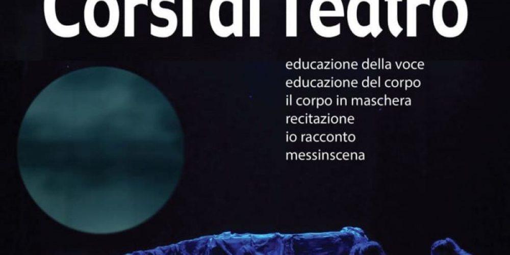 ISCRIZIONI PER I CORSI TEATRALI 2017-18