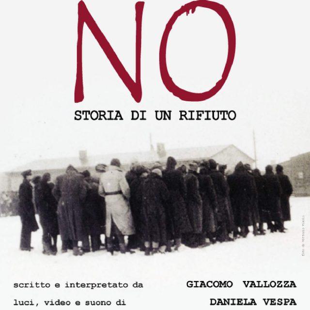 No, storia di un rifiuto-Verona 2019