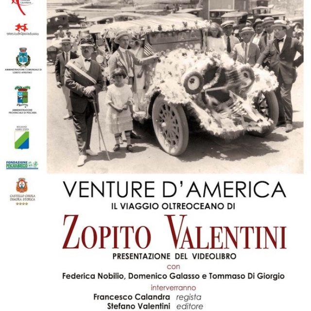 DVD Venture d'america